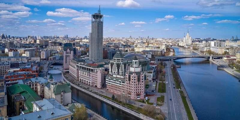Остров Балчуг в Москве получит новый облик благодаря программе благоустройства. Фото:  mos.ru
