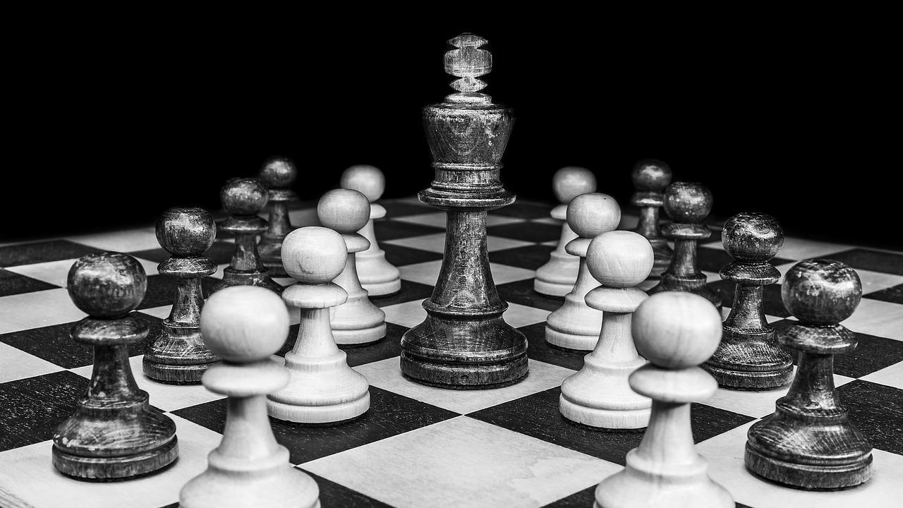 Житель Левобережного стал вторым на Окружных соревнованиях по шахматам. Фото: pixabay.com