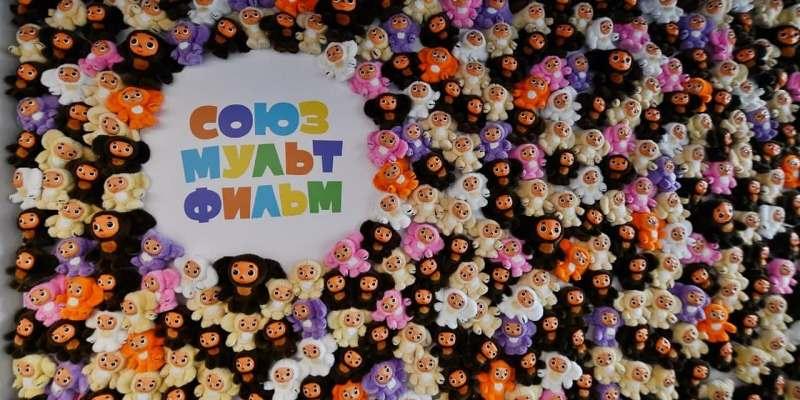Персонажей любимых мультфильмов теперь можно увидеть в метро. Фото: mos.ru